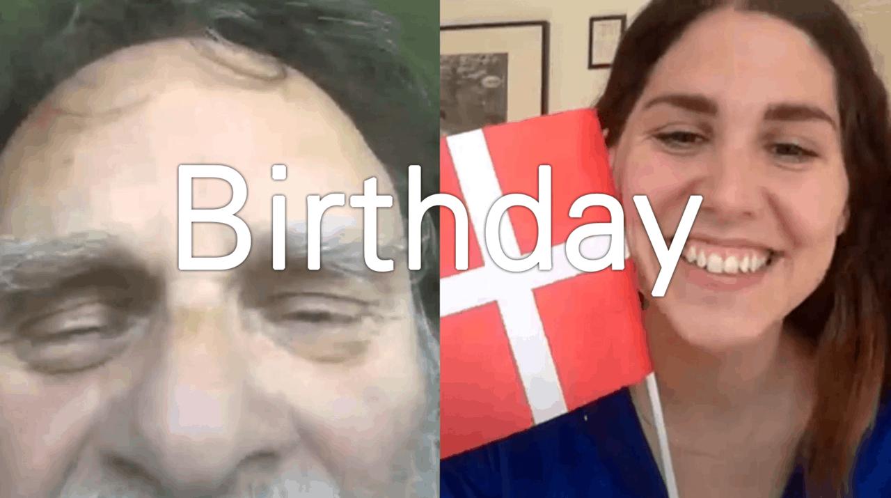Birthday title