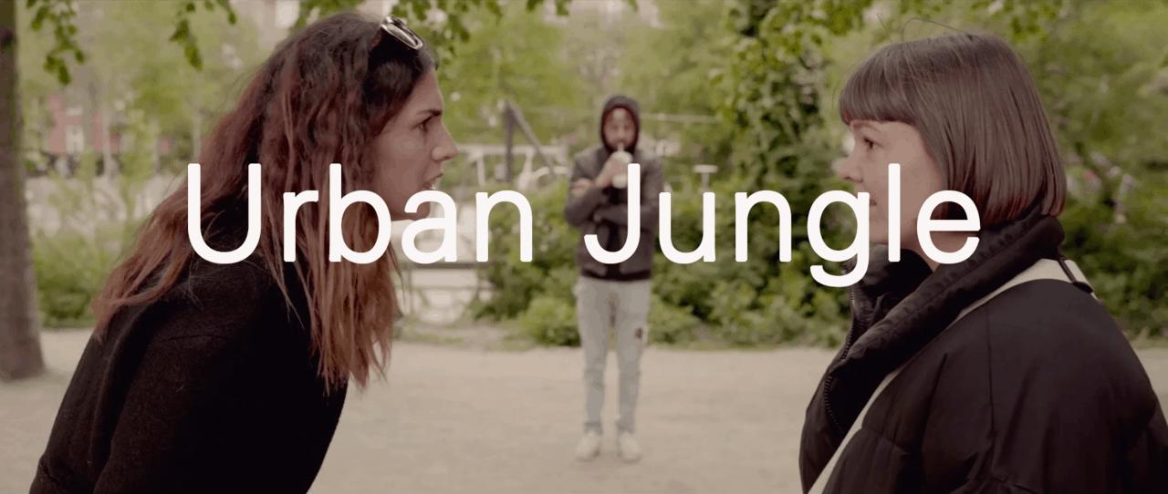 Urban Jungle title