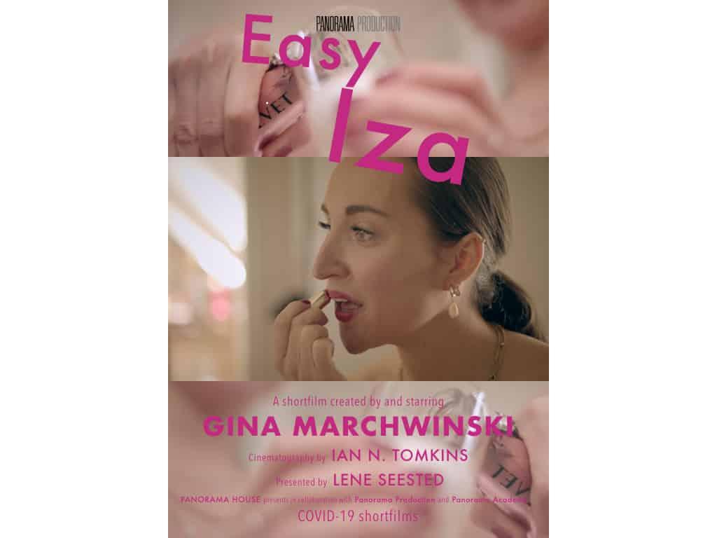 poster Easy Iza.001