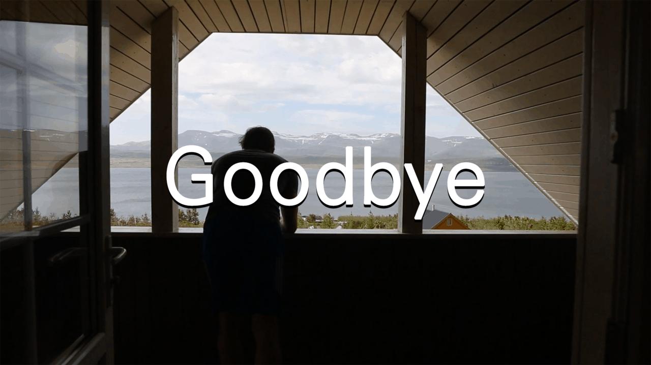 FB Goodbye